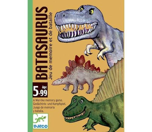 Djeco Kortspill Batasaurus huskespill 1 stk