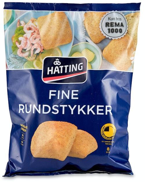 Hatting Fine Rundstykker 480 g