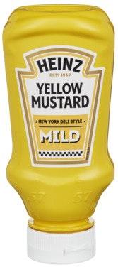 Heinz Heinz Yellow Mustard Mild 280 ml