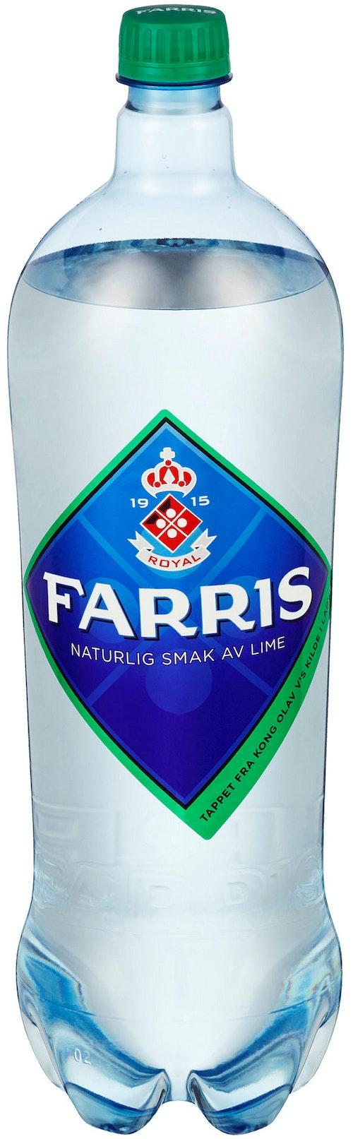 Ringnes Farris Lime 1,5 l