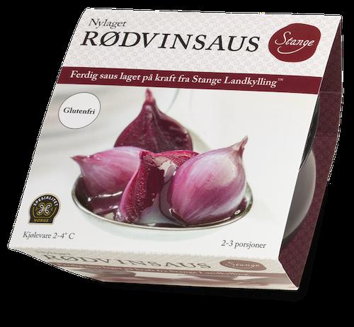 Stanges Gårdsprodukter Rødvinssaus 250 ml