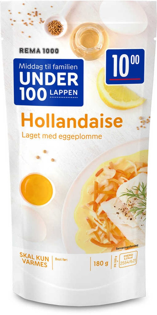 REMA 1000 Hollandaise 180 g