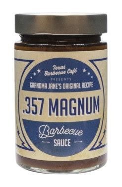 Texas Barbecue Café 357 Magnum, Barbecue Sauce 330 ml
