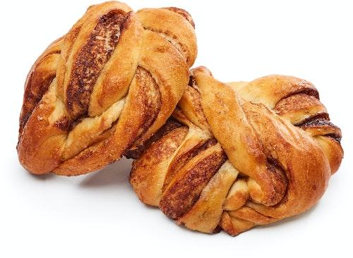 Brødverket Ferske Kanelsnurrer 2 stk