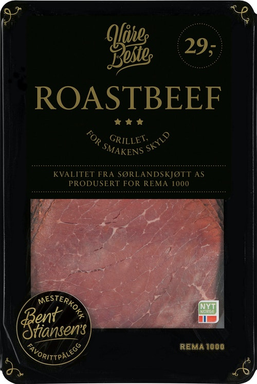 REMA 1000 Roastbeef 100 g