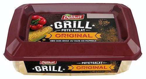 Delikat Grillpotetsalat 600 g