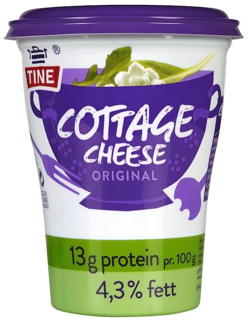 Tine Cottage Cheese Original, 400 g