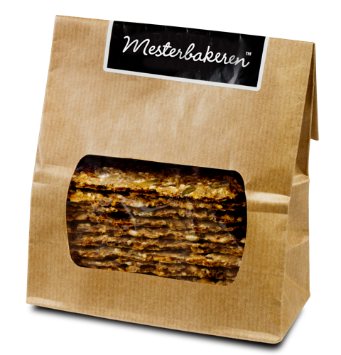 Mesterbakeren Knekkebrød Original 12 stk