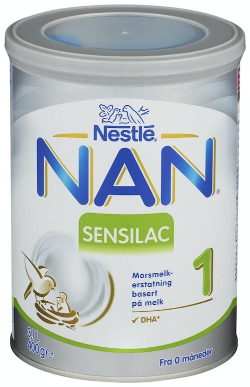 Nestlé Nan 1 Sensilac Fra fødselen, 400 g