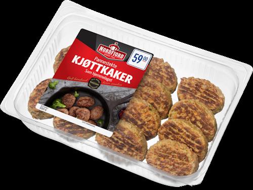 REMA 1000 Pannestekte Kjøttkaker 600 g