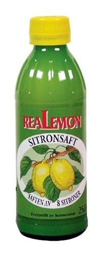 Realemon Realemon Sitronsaft 250 ml