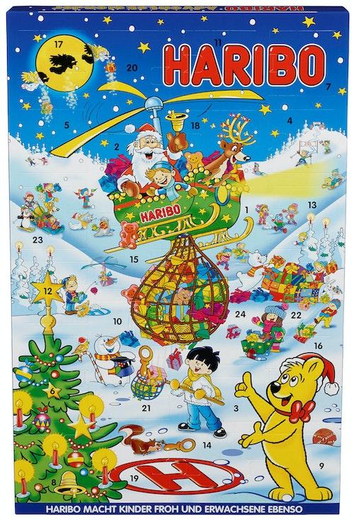 Haribo Haribo Adventskalender 300 g