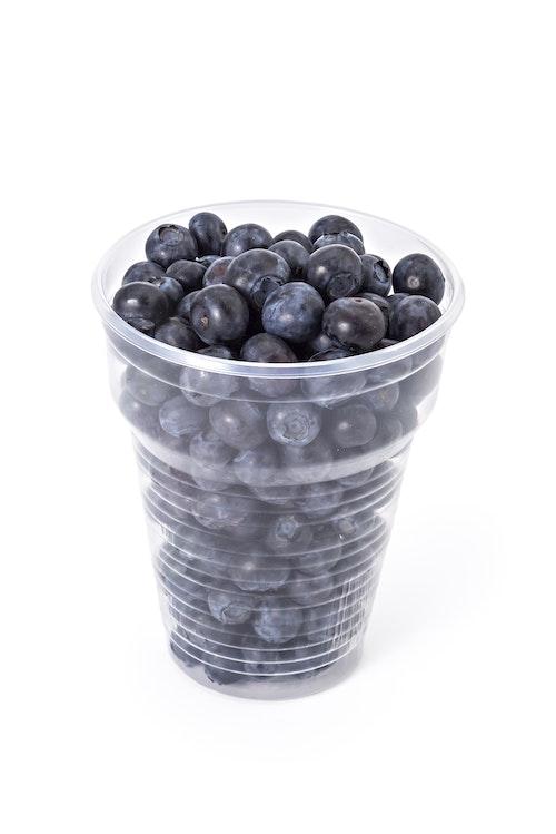 Blåbær Beger m/lokk, Spania, 225 g