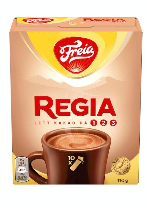 Freia Regia Lett Kakao 10 stk