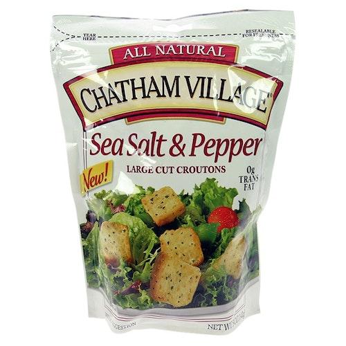 Chatham Village Krutonger Med Havsalt & Pepper 142 g
