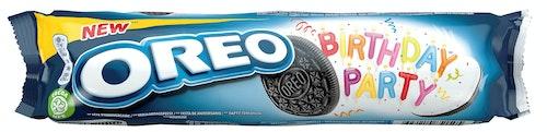 Oreo Oreo Birthday Party Limited Edition, 154 g