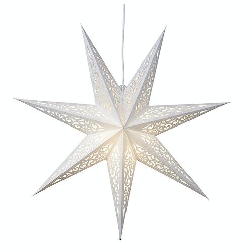 Northlight Adventsstjerne 70cm hvit, 1 stk