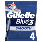 Gillette Engangshøvel Blue3 Smooth