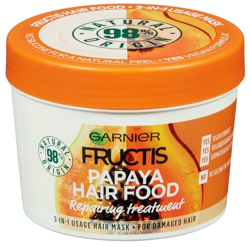 Garnier Papaya Repairing Hair Treatment 390 ml
