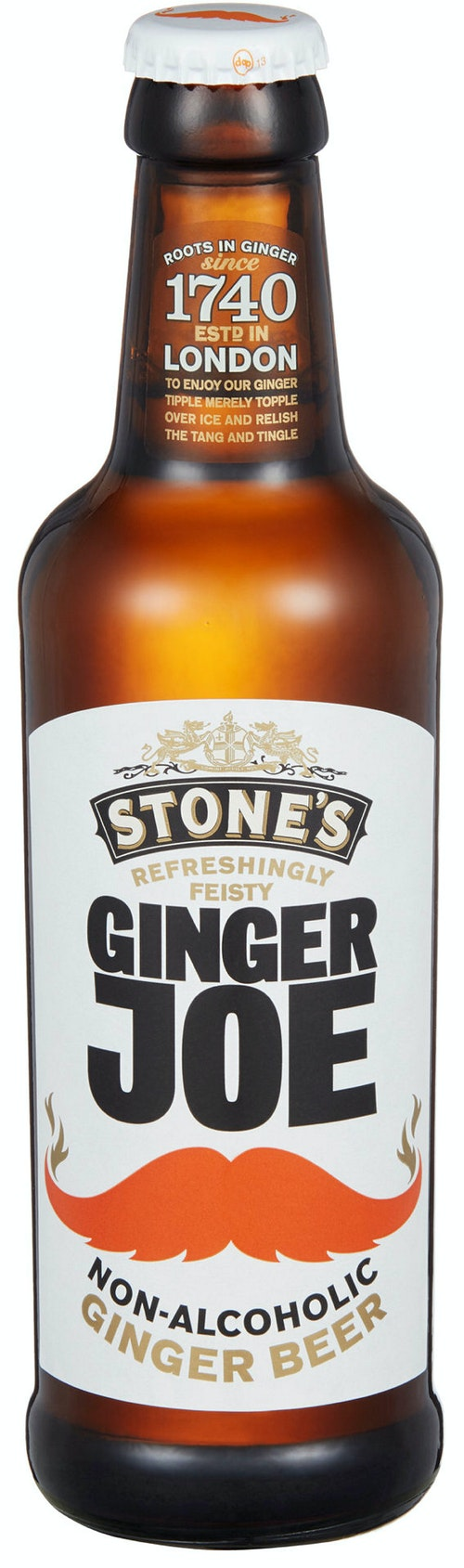 Ginger Joe Alkoholfri, 0,33 l