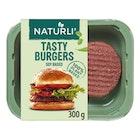 Burger Tasty vegansk