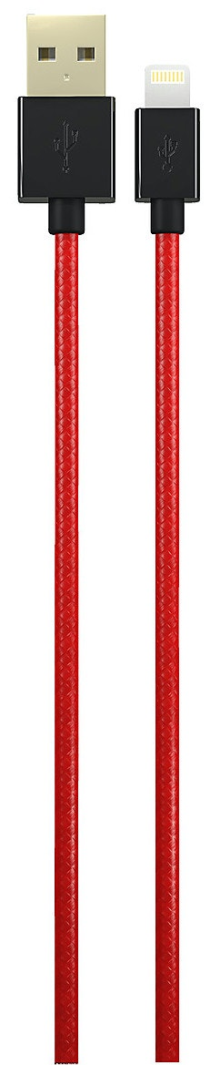 EXIBEL Ladekabel lightning rød Rød, 1 stk