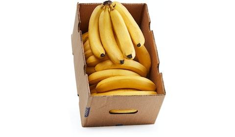Bananer i Kasse