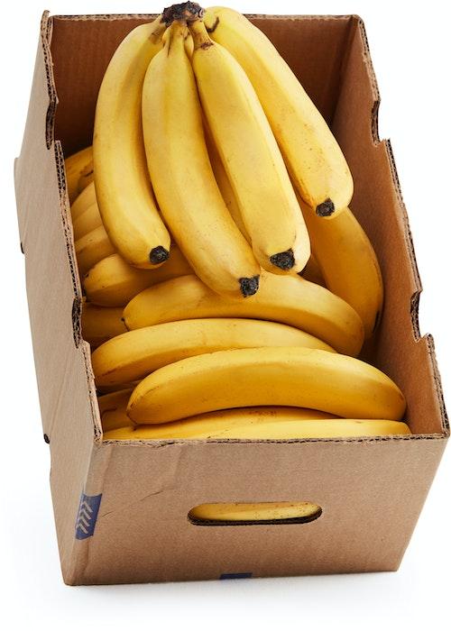 Bananer i Kasse 5 kg