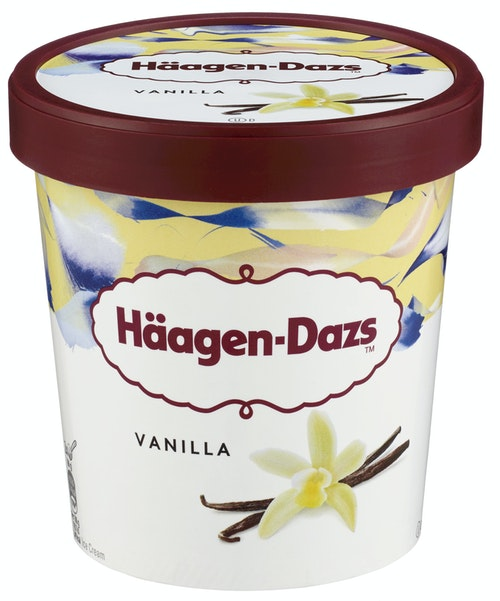 Häagen Dazs Häagen Dazs Vanilla 460 ml