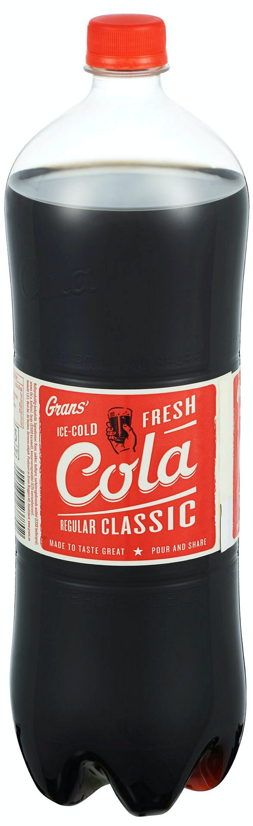 Grans Bryggeri Cola Classic 1,5 l