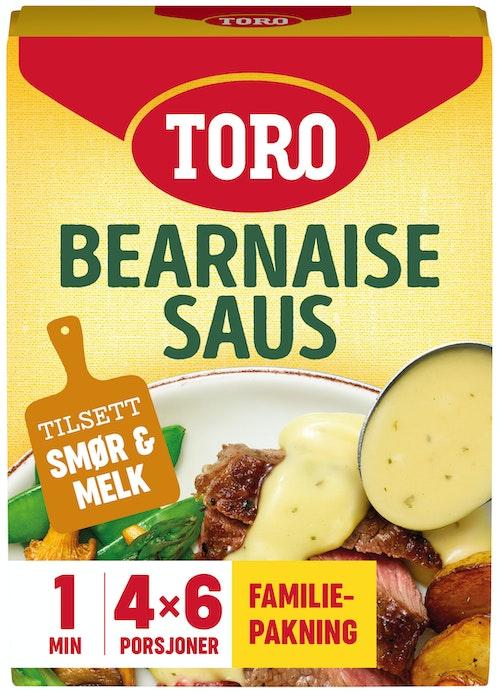 Toro Bearnaisesaus Familiepakning, 4 stk