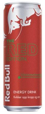 Red Bull Red Bull Energidrikk Red Edition Vannmelon, 473 ml
