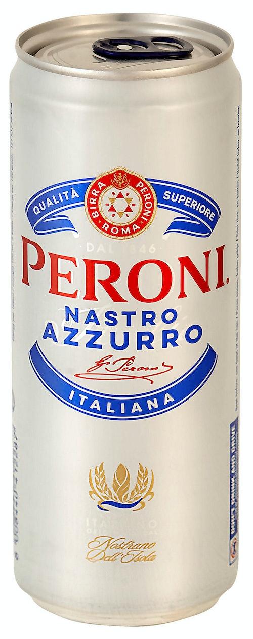 Peroni Nastro Azzurro Boks, 0,33 l