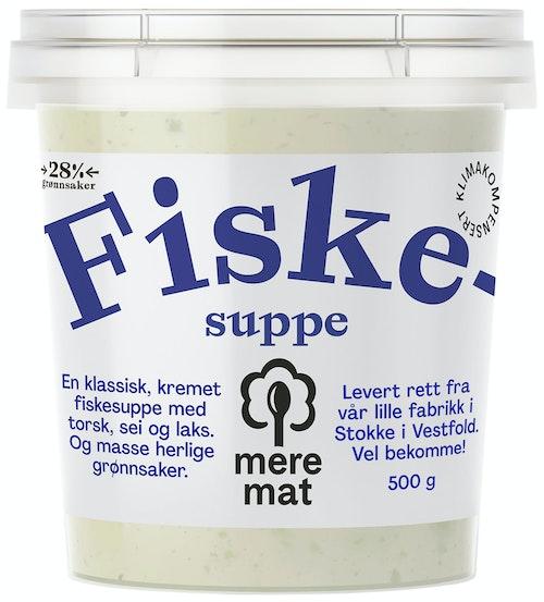 Mere Mat Fiskesuppe 500 g