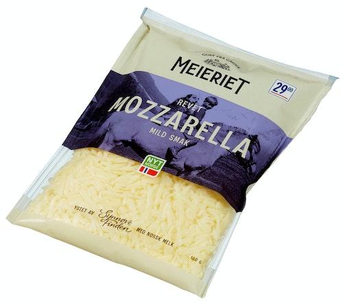 REMA 1000 Mozzarella Revet 22% 180 g