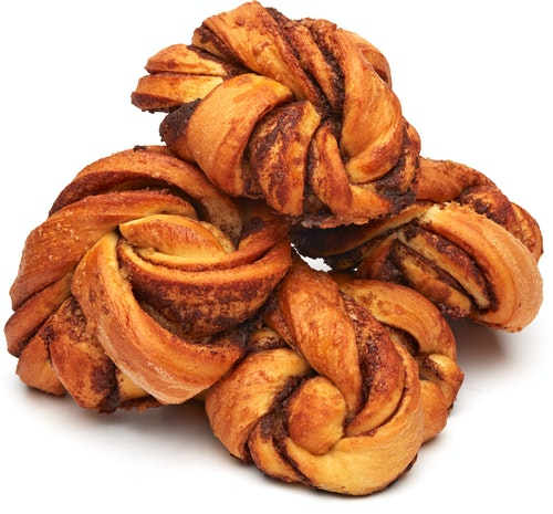Brødverket Ferske Kanelsnurrer 4 stk
