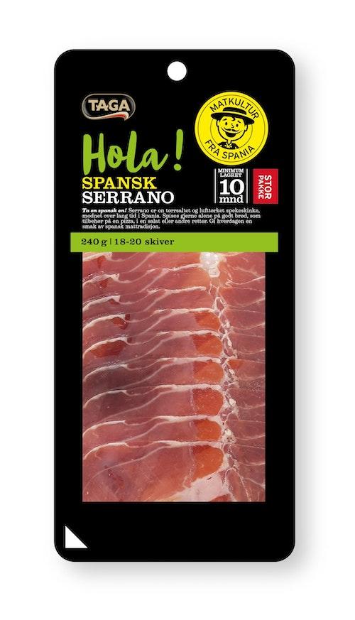 Taga Hola Serrano 240 g