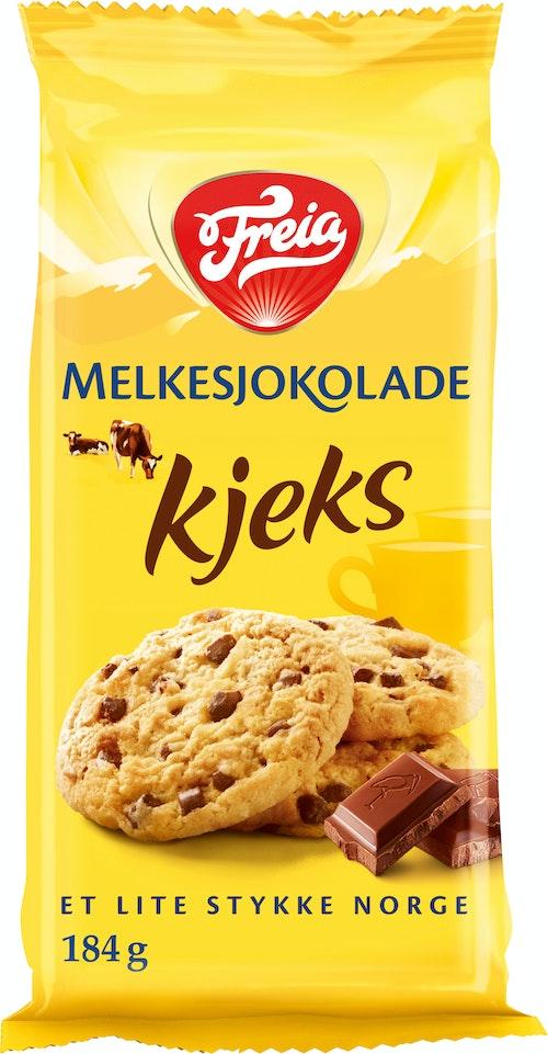 Freia Melkesjokolade Kjeks 184 g
