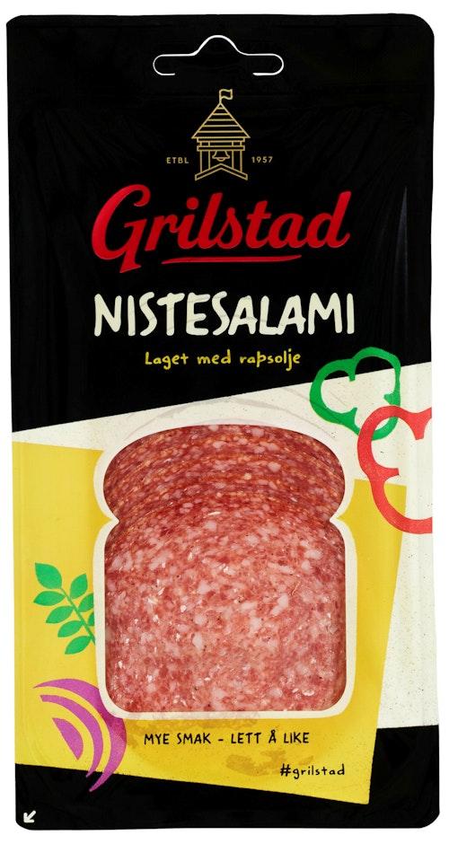 Grilstad Nistesalami 130 g