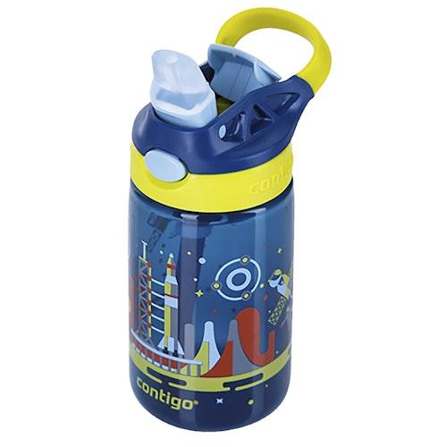 CONTIGO Vannflaske Contigo Gizmo Blå 1 stk