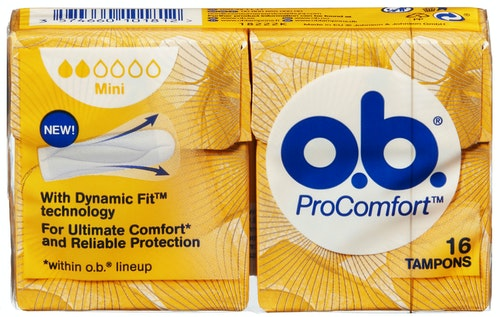 OB Pro Comfort Mini 16 stk