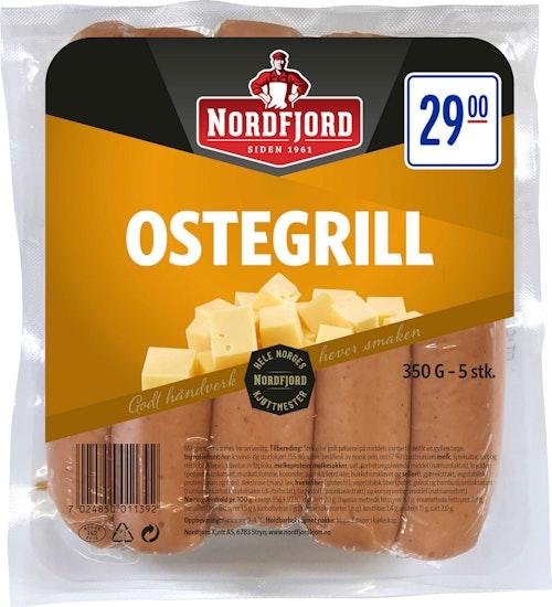 Nordfjord Ostegrill 350 g