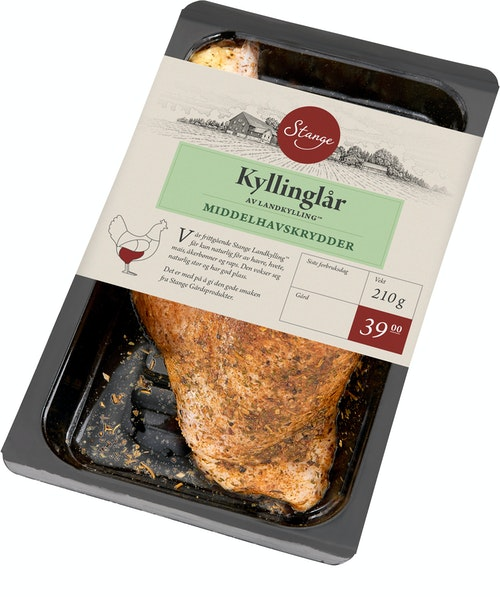 Stanges Gårdsprodukter Kyllinglår Med Middelhavskrydder 210 g