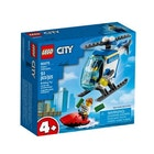LEGO City Politihelikopter
