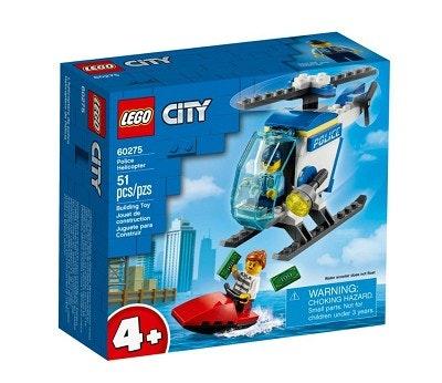 LEGO LEGO City Politihelikopter 1 stk