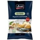 Glutenfri Baguette med Hvitløk