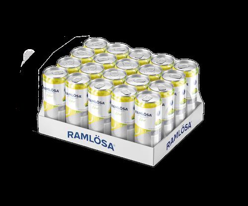 Ramlösa Ramløsa Citrus 20 x 0,33l, 6,6 l