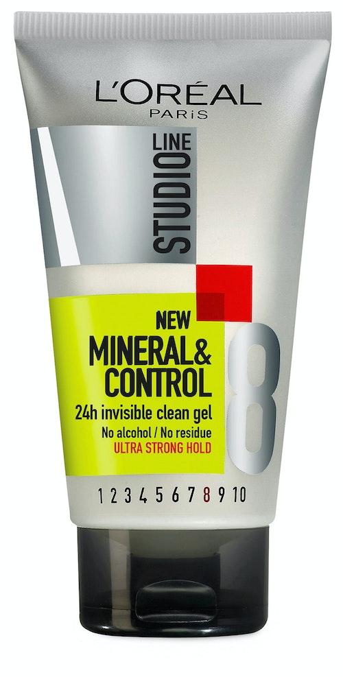 L'Oreal Mineral & Control Clean Gel 150 ml