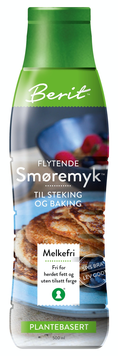 Berit Nordstrand Rapskokos Flytende, 500 g