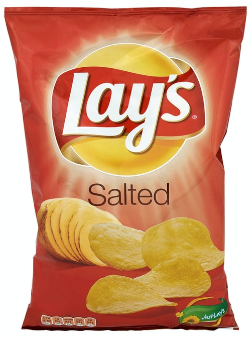 Lays Chips Salted 175 g
